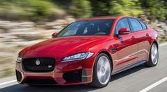 Essai Jaguar XF (2015) : Presque sportive