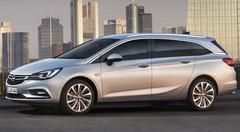 Opel Astra Sports Tourer (2015) : premières photos officielles