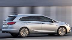 Opel Astra Sports Tourer 2016 : Suite logique et logeable
