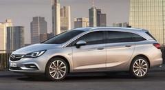 Opel Astra Sports Tourer 2016 : moins de poids, plus de coffre