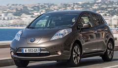 Nissan Leaf : l'autonomie grimpe à 250 km
