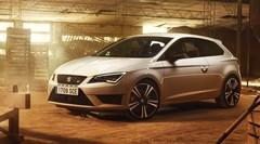 Seat Leon Cupra (2015) : une version de 290 ch à Francfort