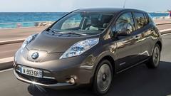 Nissan Leaf batterie 30 kWh, 25 % d'autonomie en plus