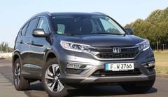 Essai nouveau Honda CR-V 2015 1.6 i-DTEC : en douceur