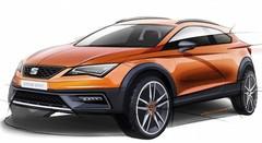 Seat Leon Cross Sport Concept 2015 : Premières Esquisses