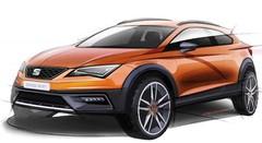 1ère image du Seat Leon Cross Sport Concept