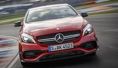 Mercedes Classe A 45 AMG restylée (2015) : Sursaut d'orgeuil
