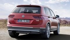 Volkswagen Tiguan 2016 : les photos exclusives du nouveau Tiguan