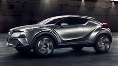 Toyota C-HR 2015 : La série se précise