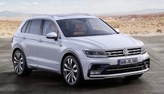 Le Volkswagen Tiguan fait peau neuve