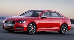 Audi présente la nouvelle S4 à Francfort