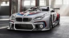 BMW M6 GT3, élégante et rutilante pour la piste