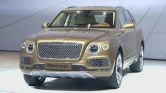 Bentley Bentayga, le luxe et quelle puissance !