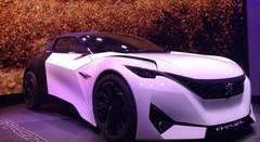 Peugeot Fractal Concept, l'acoustique à l'honneur !