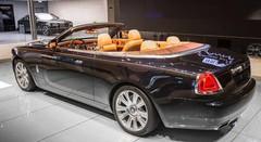 Rolls-Royce Dawn, nouveau paquebot anglais