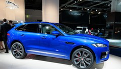 Frankfurt 2015 : Jaguar F-Pace