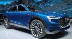 Audi e-tron quattro : Ingolstadt ose le SUV 100% électrique