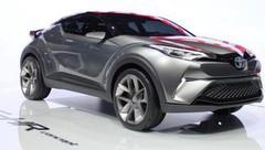 Toyota C-HR Concept, encore plus proche de la série