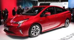 Toyota Prius 4 : clivante
