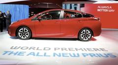 La Toyota Prius 4 fait peau neuve pour l'IAA