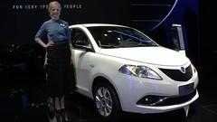 Lancia Ypsilon restylée