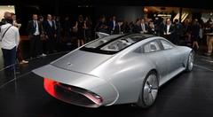 Frankfurt 2015: Mercedes Concept IAA