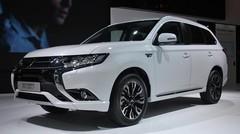 Mitsubishi Outlander PHEV restylé : beaucoup de gueule