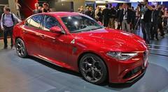 Entendu à L'Alfa Romeo Giulia QV se paye le Nürburgring
