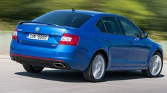 Skoda Octavia RS TDI : maintenant en version quatre roues motrices