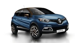 Renault Captur Hypnotic : un cappuccino, what else ?