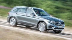 Essai Mercedes GLC 250 d 4Matic Auto. Fascination : Page blanche
