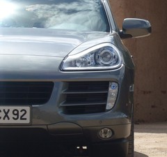 Essai Porsche Cayenne S : Une belle réussite