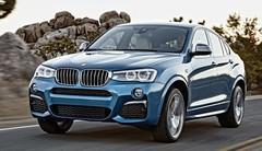 BMW X4 M40i : les infos officielles