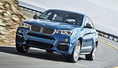 BMW X4 M40i : 360 ch dans le SAC