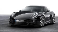 Porsche dévoile la série spéciale Cayman Black Edition