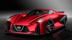 Tokyo 2015 : La Nissan Concept 2020 Vision GT voit rouge