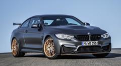 BMW M4 GTS : 500 ch et 305 km/h