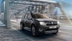 Dacia Duster Steel : look baroudeur