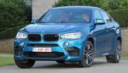 Essai BMW X6M : Au Diable la raison !