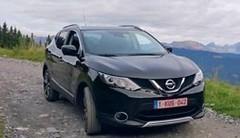 Essai Nissan crossover Qashqai et Juke-R 2.0 dans les Alpes