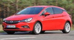 Essai Opel Astra : un poids en moins