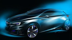 Subaru préfigure la future Impreza 2016