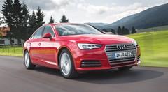 Essai vidéo Audi A4 (2015) : Anneaux connectés