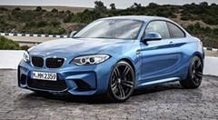 BMW M2, un coupé explosif
