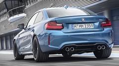 BMW M2 : A l'attaque des RS3 et A45 AMG