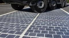 Innovation : la route peut produire de l'énergie