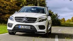 Mercedes GLE 450 AMG 4MATIC : comme le coupé