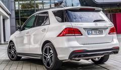 Mercedes GLE 450 AMG : Suite logique