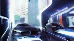 Une Volvo 100% électrique en 2019