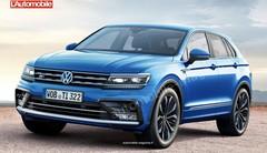 Volkswagen Tiguan Coupé : Le frère branché